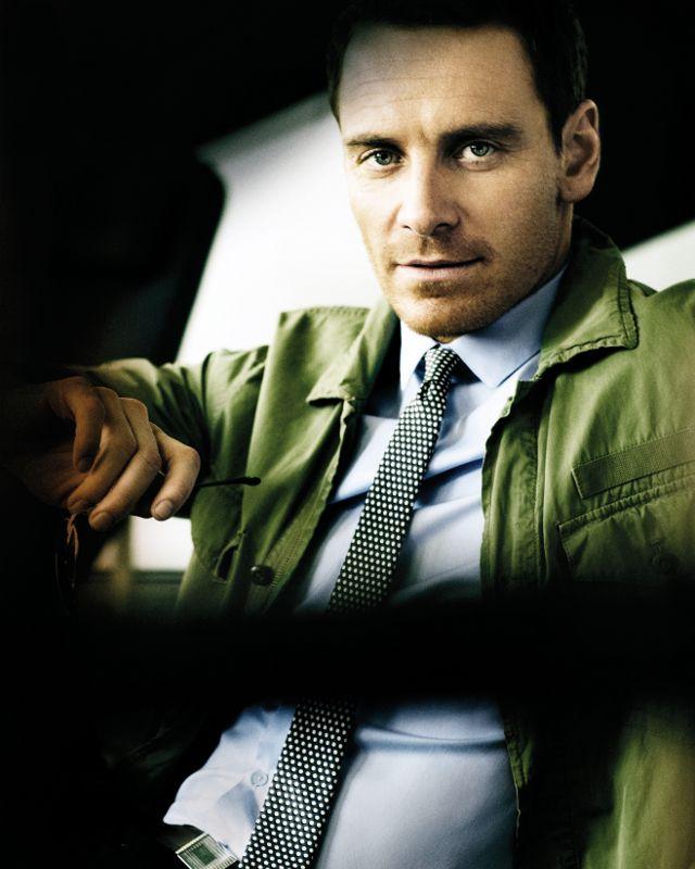 「003」のスパルタ戦士で映画デビューした俳優マイケル・ファスベンダー