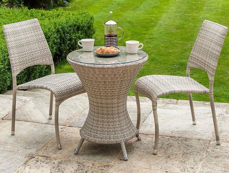 Ocean Pearl Fiji Stacking Side Chair by Alexander Rose. 156 best Alexander Rose Garden Furniture images on Pinterest