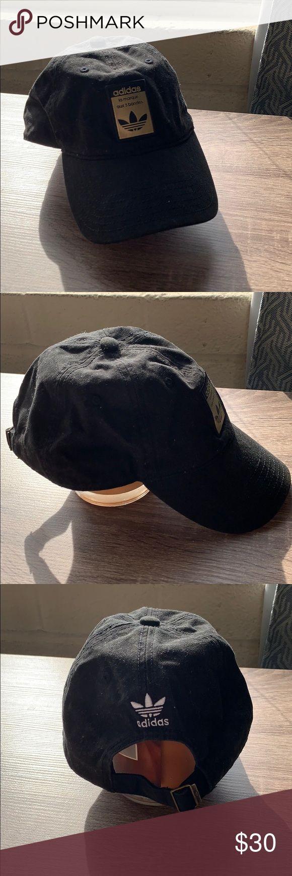 Black and gold adidas cap Adidas cap, Gold adidas, Hat
