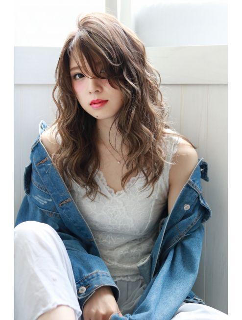 「korean Curly Hair」おしゃれまとめの人気アイデア pinterest  ei Ei Su Mon