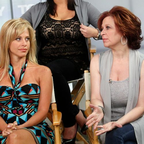 Dina & Caroline Manzo — Feuding Again Over Jacqueline Laurita | In Touch Weekly
