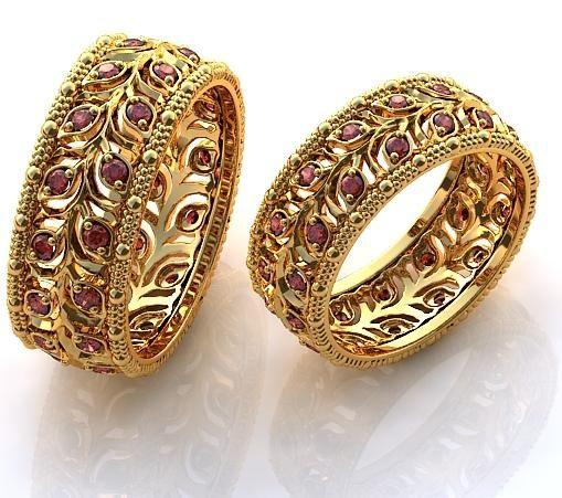 Самые дорогие обручальные кольца – цена роскоши от знаменитостей