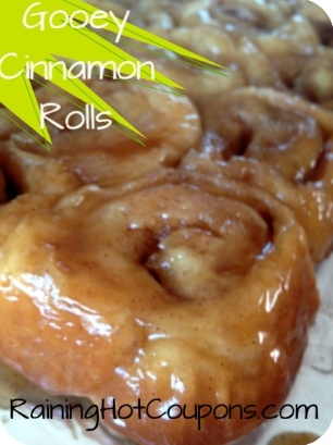 Gooey Cinnamon Rolls Recipe! (Click on the image to see the recipe)