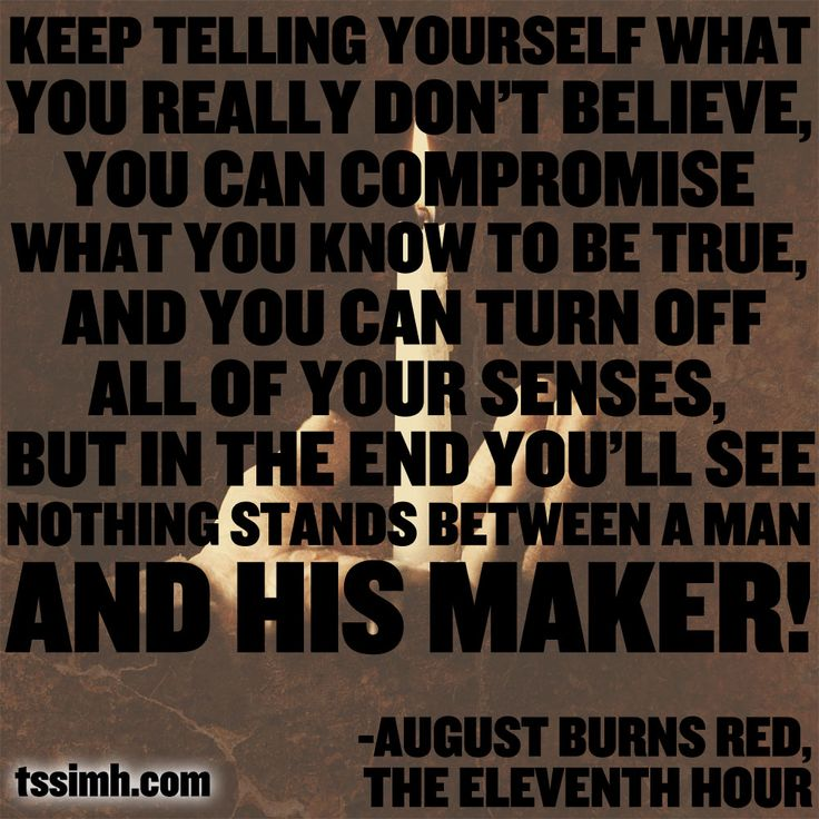 August Burns Red - The Eleventh Hour