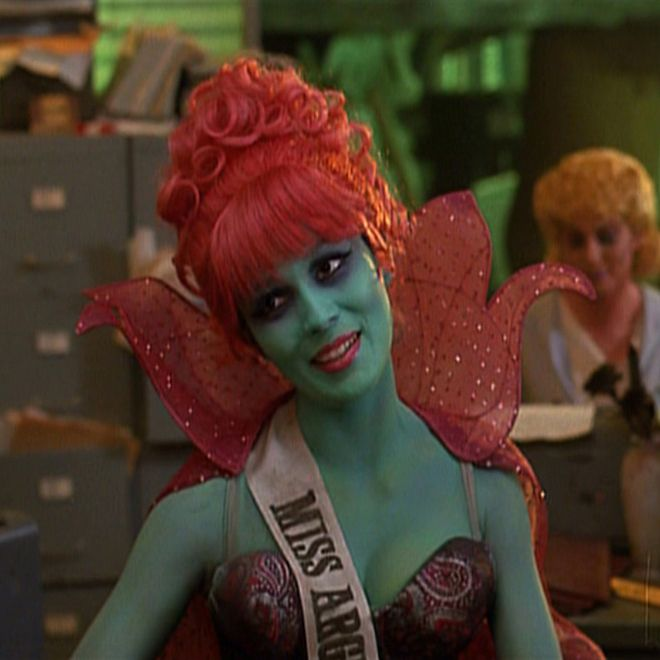 "Beetlejuice 'Miss Argentina' - ""If I knew then, what I know now, I wouldn't have had my little 'accident'"""