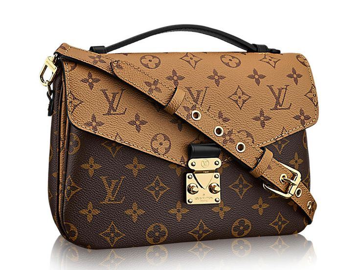PurseBlog Asks: What's the Last Bag You Bought? Louis Vuitton Pochette Metis Bag in inverse monogram canvas