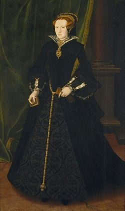 Mary Dudley (1531-August 9, 1586) daughter of John Dudley, duke of Northumberland (1504-x.August 22,1553) and Jane Guildford (1509-January 15, 1555) On March 29, 1551, she was married to Sir Henry Sidney (June 20, 1529-May 5, 1586). Under Elizabeth I, Mary Sidney was at court as one of her ladies and nursed the queen through her bout of smallpox in October 1562. Mary subsequently caught the disease herself and was left horribly scarred by it. She was a favorite and friend, of Elizabeth I.Lady Jane Grey, Lady Sidney, Mary Dudley, Robert Dudley, 1550 1555, Queens Elizabeth, Elizabeth I, Lady Mary, Hans Eworth
