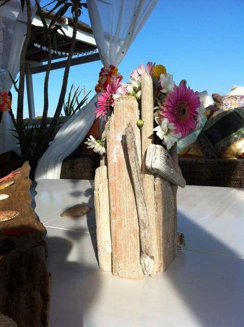 Formentera wedding decoration ideas