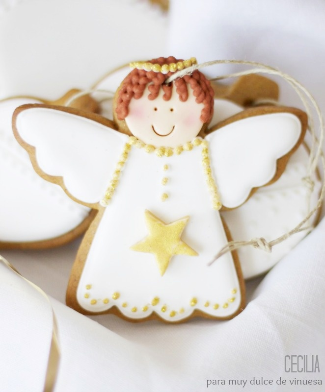 Best images about angel cookies cakes ideas on