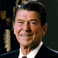 "Discover Ronald Reagan famous and rare quotes. Share Ronald Reagan quotations about politics, war and liberty. ""I received a letter just before I left..."""