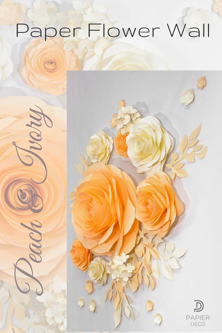 14 best Ceremony & Reception Décor images on Pinterest | Paper ...