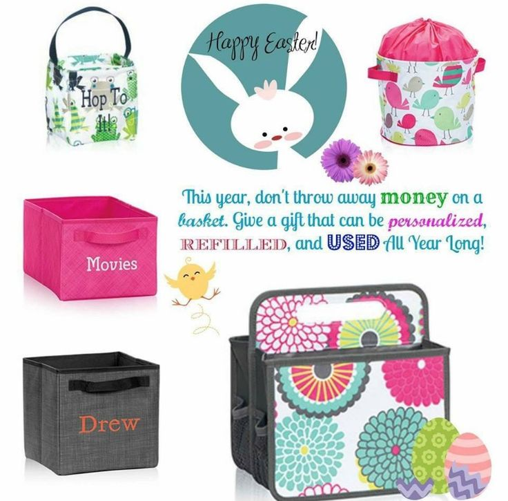 26 best thirty one easter images on pinterest thirty one gifts thirty one easter basket thirtyonegifts personalization monogrammed easter 31uses negle Choice Image