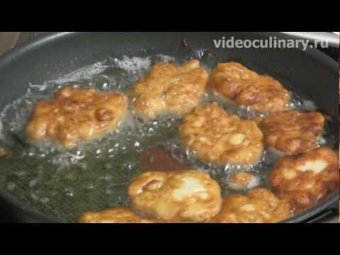 Рецепт - Бабушкины куриные оладьи от видеокулинария.рф Бабушка Эмма