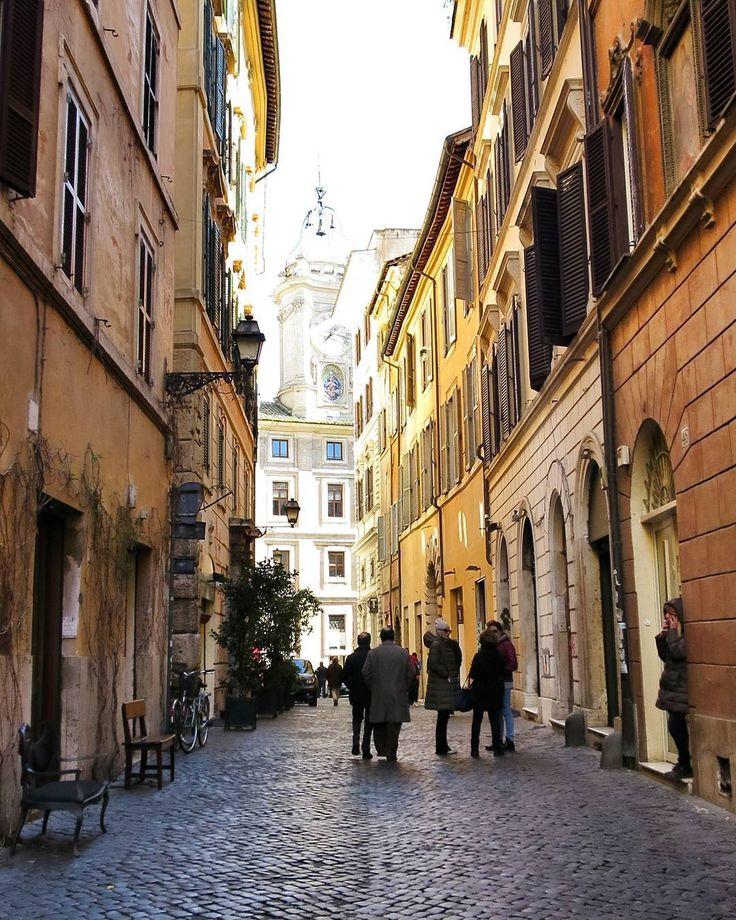 Via dei Banchi Nuovi, Roma