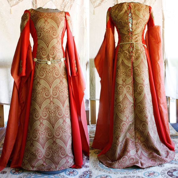 105 Best Images About Renaissance Sewing Patterns On Pinterest: 17 Best Images About Medieval Costuming Inspiration On