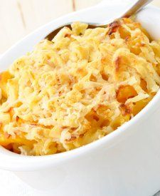 Sunday Slow Cooker Mac n' Cheese