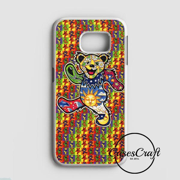The Grateful Dead Dancing Bear Samsung Galaxy S7 Case | casescraft