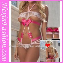 Wholesale Hot Sale Girl Pink Sexy Lingerie Teddy     Best Seller follow this link http://shopingayo.space