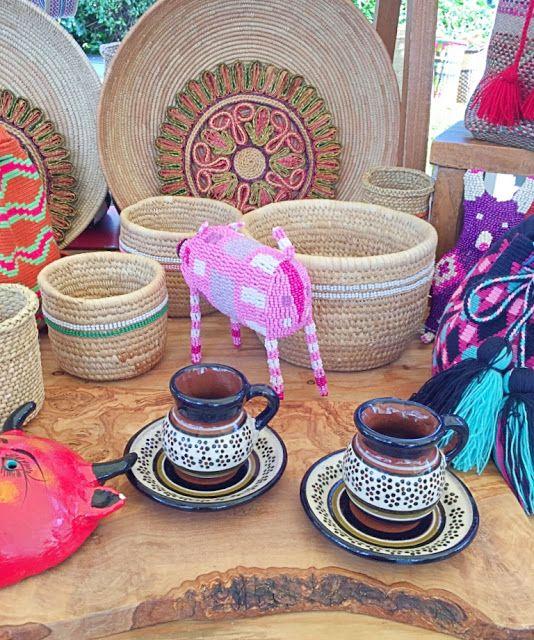 Natural Craft ShopFARMER'S MARKET@UNU: 南米フェア、開催中〜!