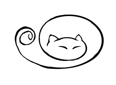 Google Image Result for http://www.deviantart.com/download/256496091/sleeping_cat_tattoo_by_ivvi_qol-d48plnf.jpg