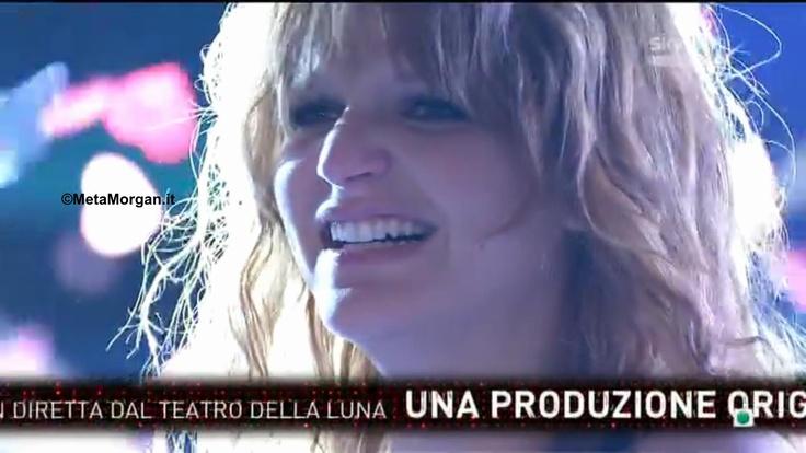 Chiara a @X Factor Italia - 9^ puntata 07.12.2012