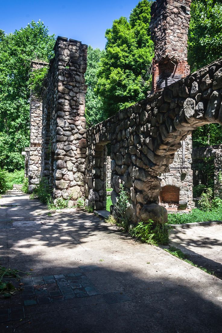 Travel | New York | Upstate New York | Attractions | Hiking | Trails | Ruins | Architecture | History | Hidden Gem | Unique | Explore
