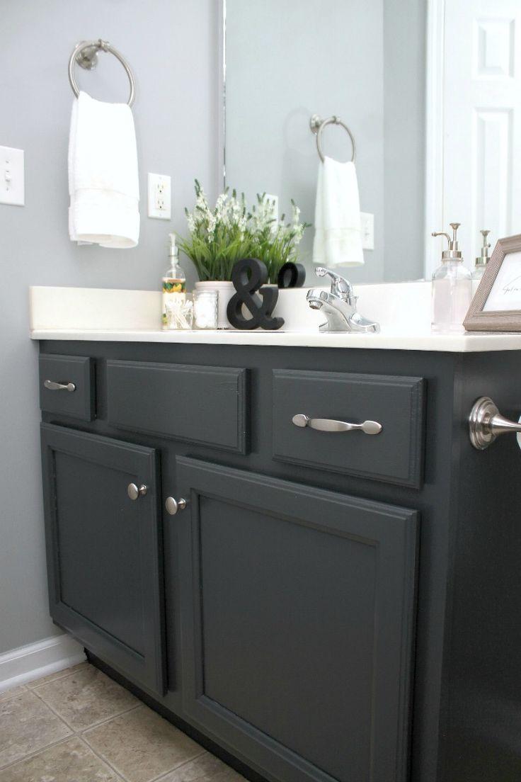 Best 25+ Black cabinets bathroom ideas on Pinterest ...