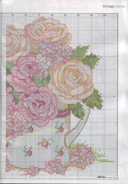 Gallery.ru / Фото #17 - Cross Stitch Collection 224 июль 2013 - tymannost