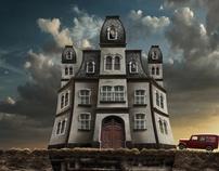 House by Julio Ortega