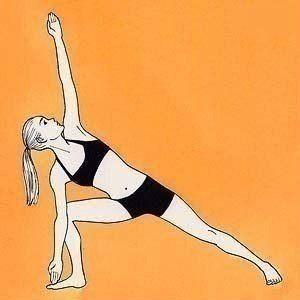 Красота и здоровье!: Йога для похудения: лучшие позы.