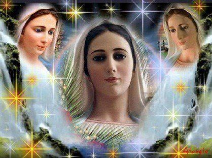Mensaje de la madre María: El telón está a punto de ser abandonado en el tercer acto