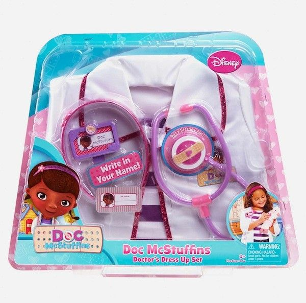 Doc McStuffins Costume on www.amightygirl.com