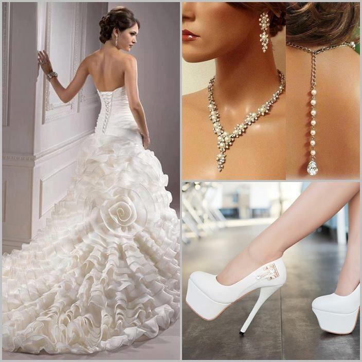 1000+ Images About Wedding Dress Ideas On Pinterest