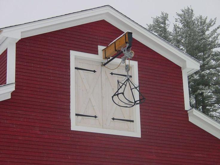 51 Best Hay Loft Doors Images On Pinterest Old Barns Arquitetura