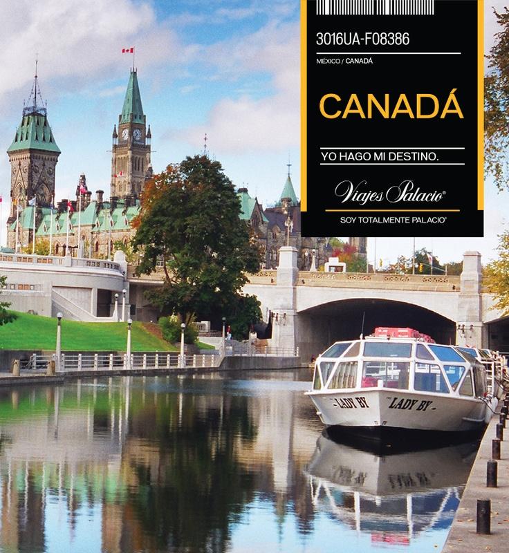 Canadá - Viajes Palacio - El Palacio de Hierro