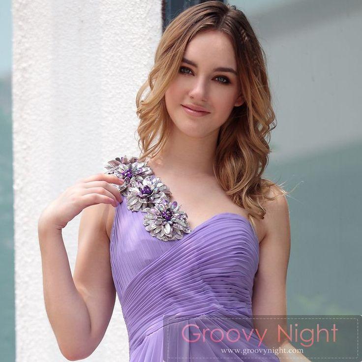 優しさに包まれて!淡い色合いに大きめフラワーロングドレス♪ - ロングドレス・パーティードレスはGN 演奏会や結婚式に大活躍!