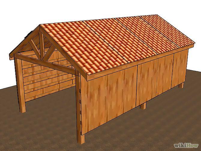 Building a Pole Barn