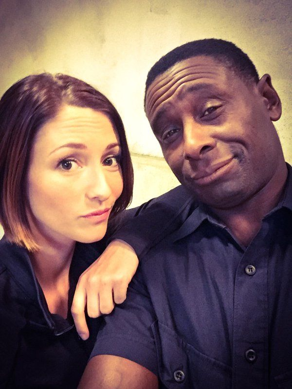 DavidHarewood: We're working!! Hope your enjoying the show!