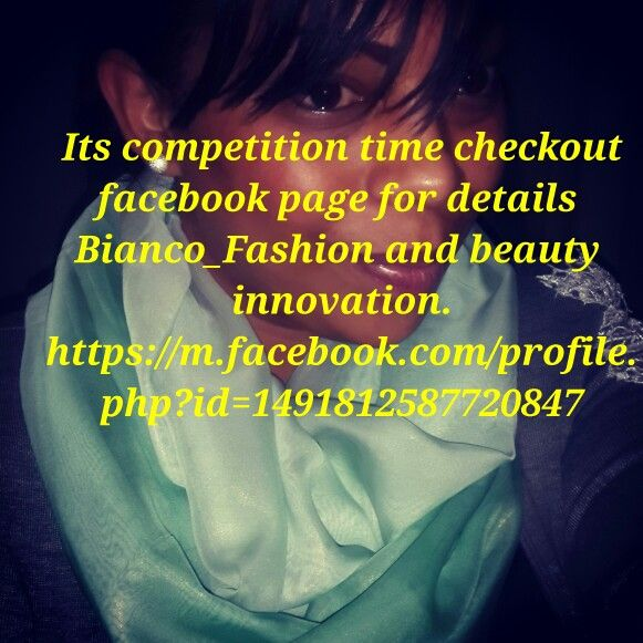 Competition time for fashionistas