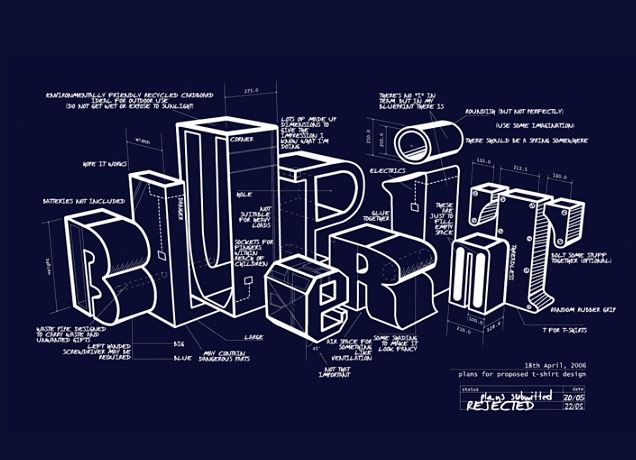 27 best blueprint images on Pinterest Technical illustration - best of blueprint business objects