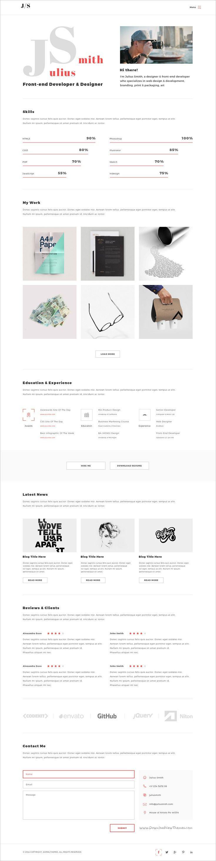 best ideas about personal portfolio web 17 best ideas about personal portfolio web portfolio website layout and presentation design