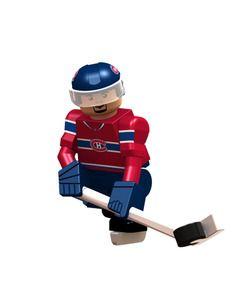 OYO Hockey NHL Brick Minifigure - Montreal Canadiens #14 Tomas Plekanec Price: $9.99