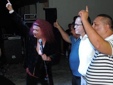 VÍDEO - Show de Wanderley Andrade agita Aniversário de 259 anos de Barcelos-AM   Barcelos na NET - Barcelos Amazonas