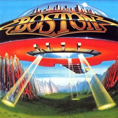 Boston Don't Look Back – Knick Knack Records