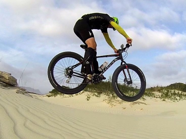 Fat Trails Package: have a great time riding the dunes.