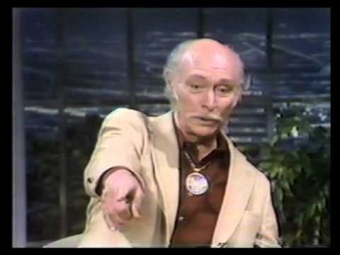 lee van cleef on Johnny Carson