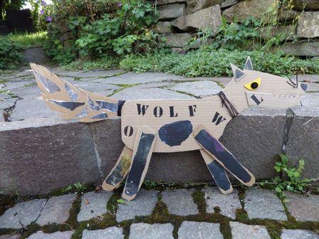 Figuren zu Peter und der Wolf
