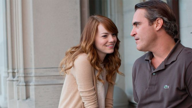 Irrational Man Cannes Film Festival review. #IrrationalMan is opening in cinemas in August.