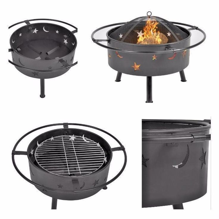 ... Fire Pit Cooking on Pinterest  Brickhouse grill, Pit bbq and Fire pit