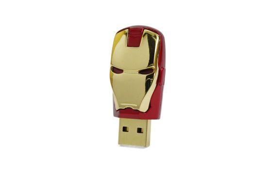 Iron man pendrive - CsakKütyük Webáruház